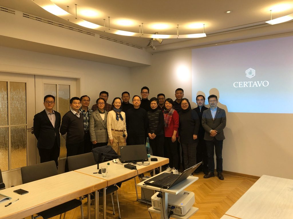 Dennis-Kenji Kipker Certavo Schulung Bremen Cybersecurity Datenschutz Compliance